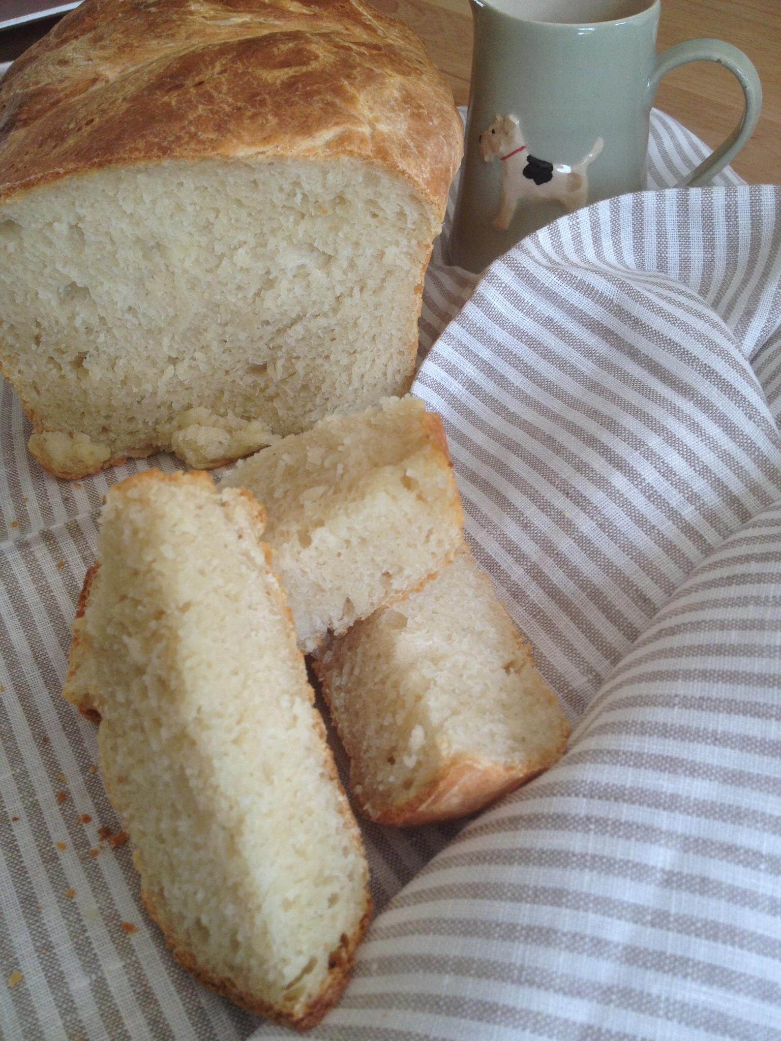 Thermomix Buttermilk bread