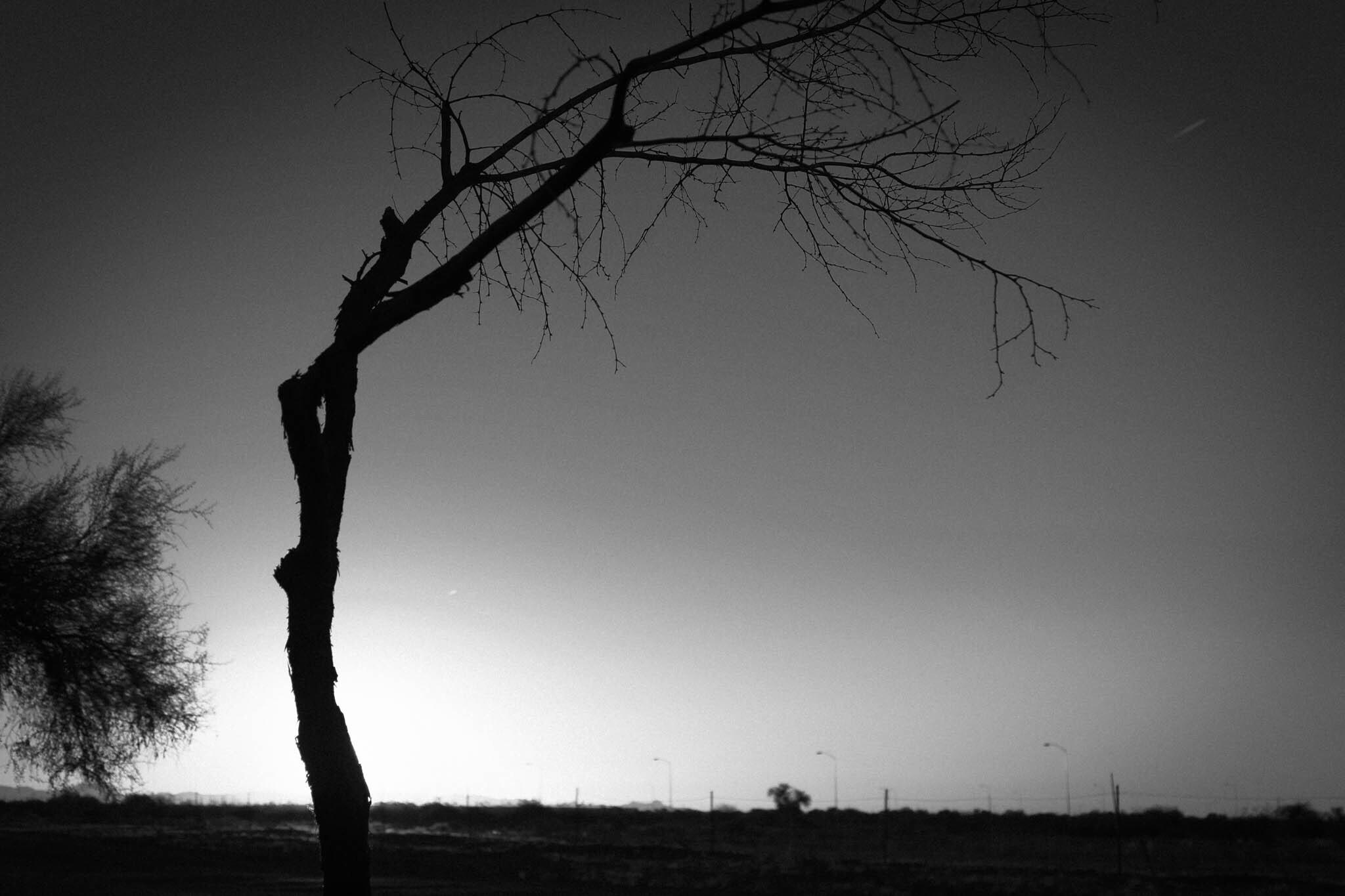 Sunrise- colour or black and white? – @vannilla